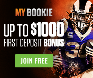 MyBookie Free Bet