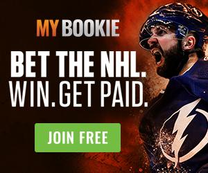 NHL betting sign up bonus