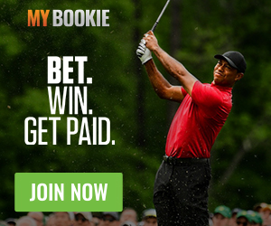 Bet on Golf! At MyBookie