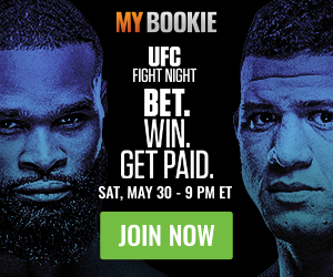 UFC is Back! MyBookie