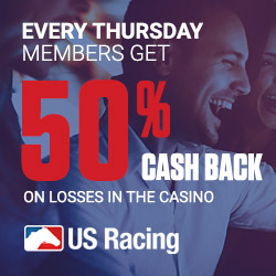 Bet on Horses at USRacing Today!